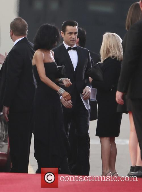 Colin Farrell and Claudine Farrell 10