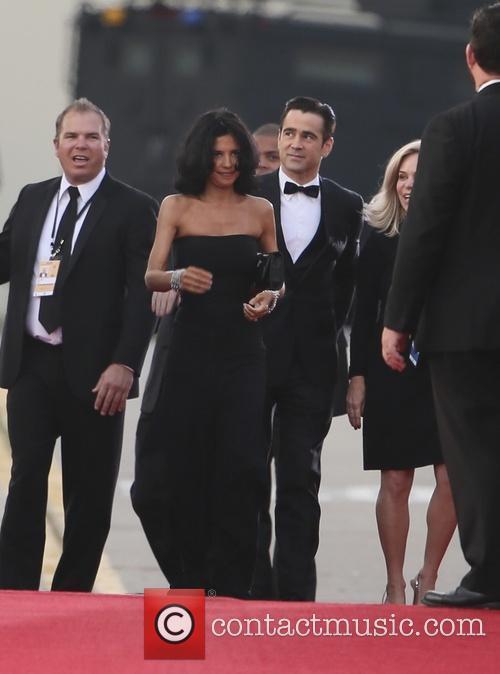 Colin Farrell and Claudine Farrell 10