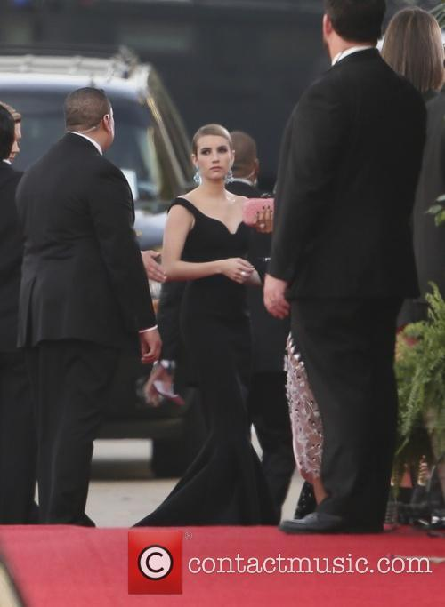 emma roberts 71st annual golden globe awards 4021290