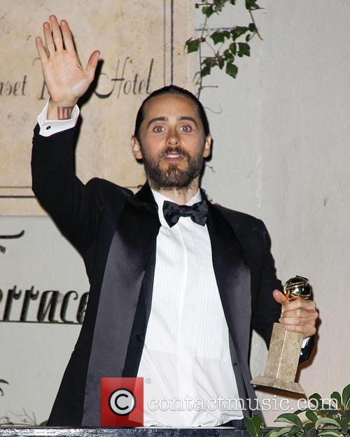jared leto golden globe awards afterparty held 4023105