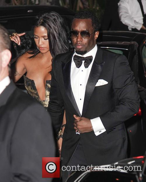 Cassie and Sean Combs 4