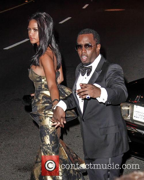 Cassie and Sean Combs 1