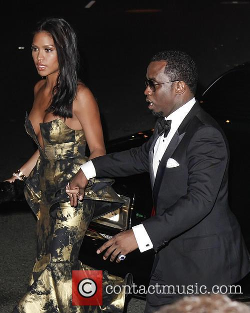 Cassie and Sean Combs 5