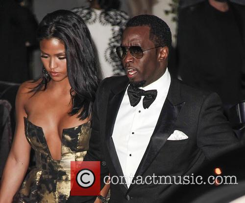 Cassie and Sean Combs 6