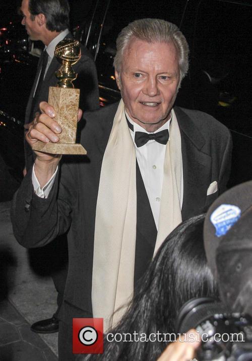 Jon Voight, Sunset Towers Hotel, Golden Globe Awards