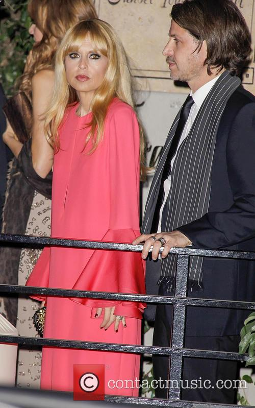 Rachel Zoe and Rodger Berman 4