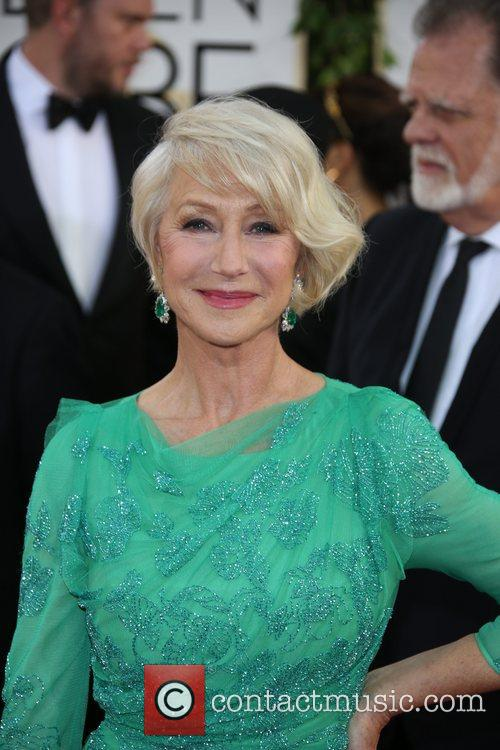 helen mirren 71st annual golden globes  4021356