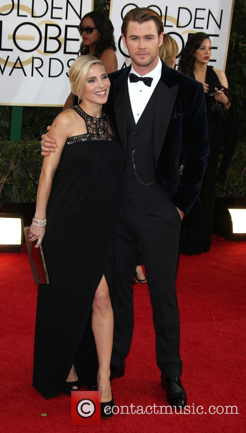 chris hemsworth elsa pataky 71st annual golden globes 4021538