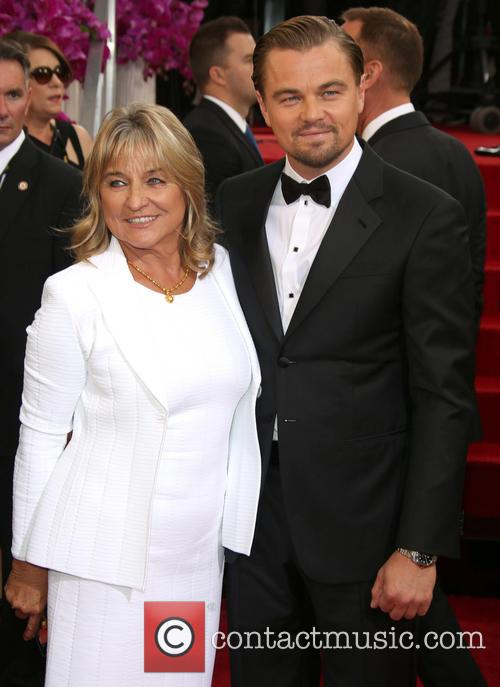 Leonardo Dicaprio and Irmelin Indenbirken 1