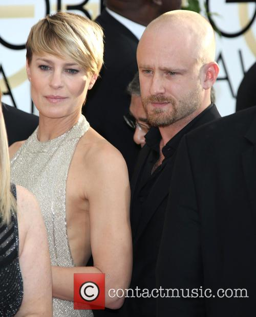 Robin Wright and Ben Foster 3
