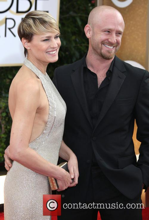 Robin Wright and Ben Foster 6
