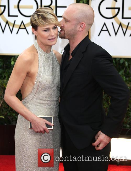 Robin Wright and Ben Foster 7