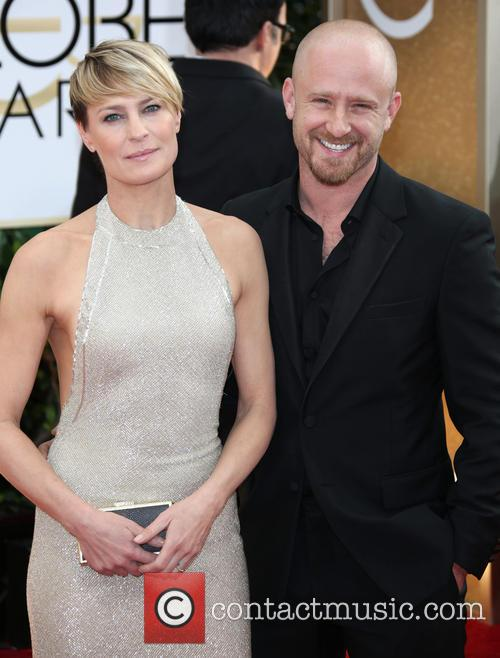 Robin Wright and Ben Foster 1