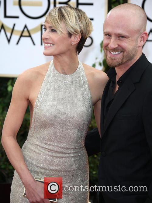 Robin Wright and Ben Foster 8