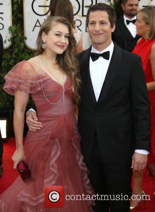 Joanna Newsom and Andy Samberg 2