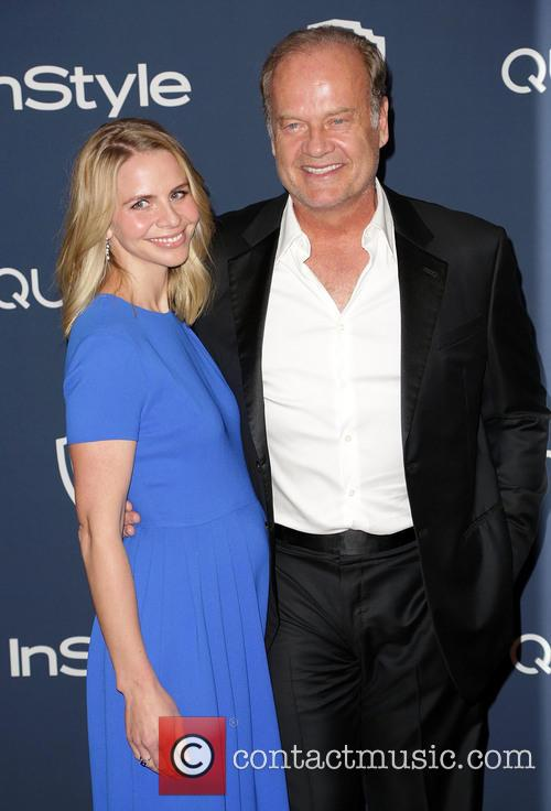 Kayte Walsh and Kelsey Grammer 10