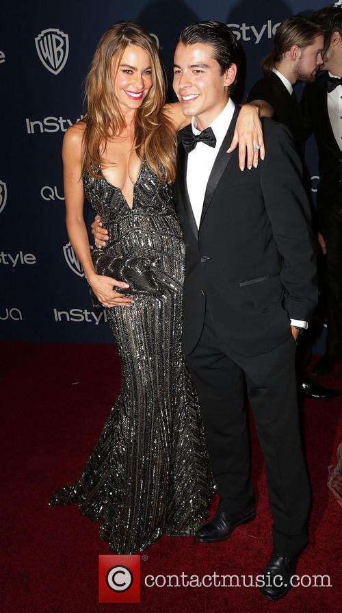 Sofia Vergara and Manolo Gonzalez-ripoll Vergara 5
