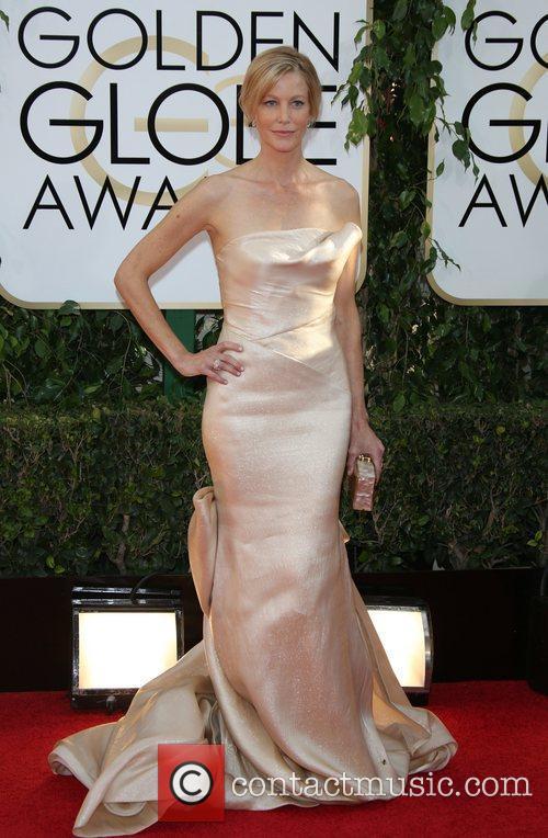 Anna Gunn, Golden Globe Awards, Beverly Hilton Hotel