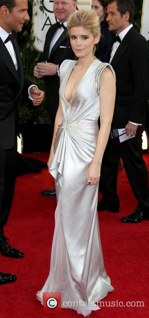 Kate Mara, Golden Globe Awards, Beverly Hilton Hotel