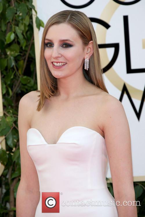 Laura Carmichael, Golden Globe Awards, Beverly Hilton Hotel