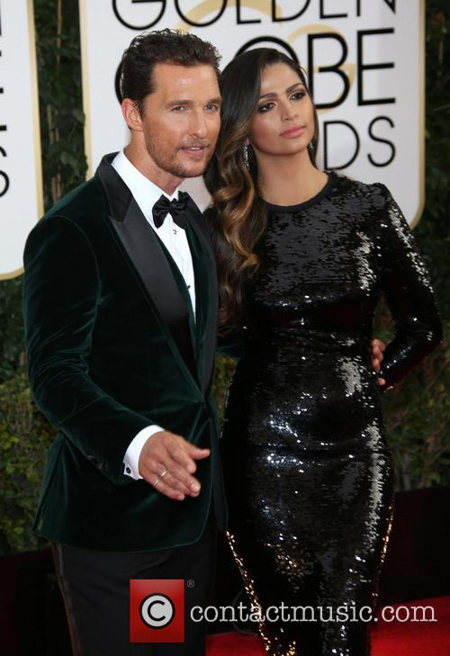 Matthew Mcconaughey and Camila Alves 6