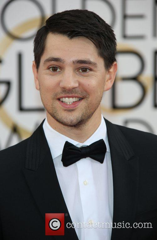 Nicholas D'Agosto, Golden Globe Awards, Beverly Hilton Hotel