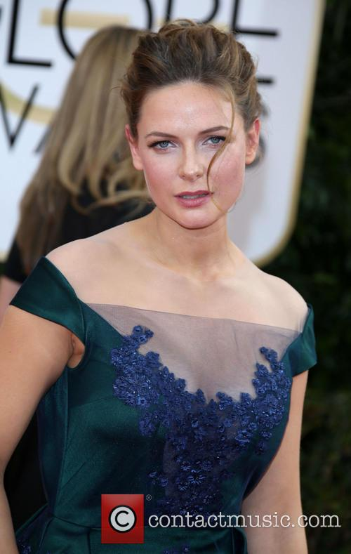 Rebecca Ferguson, Golden Globe Awards, Beverly Hilton Hotel