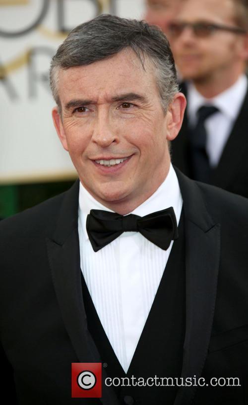 Steve Coogan, Golden Globe Awards, Beverly Hilton Hotel