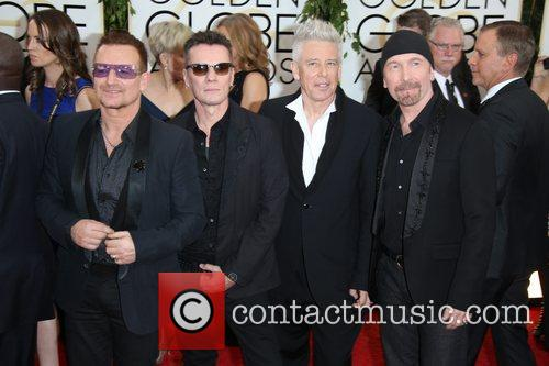 bono l r larry mullen adam clayton the edge 4022903