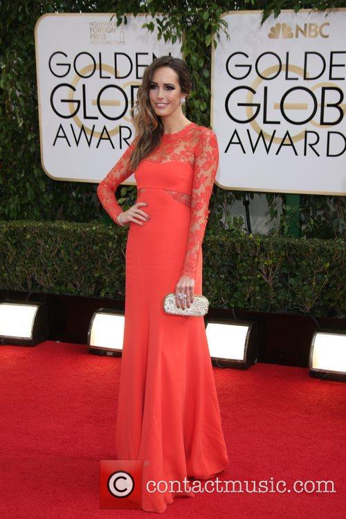 Louise Roe, Golden Globe Awards, Beverly Hilton Hotel