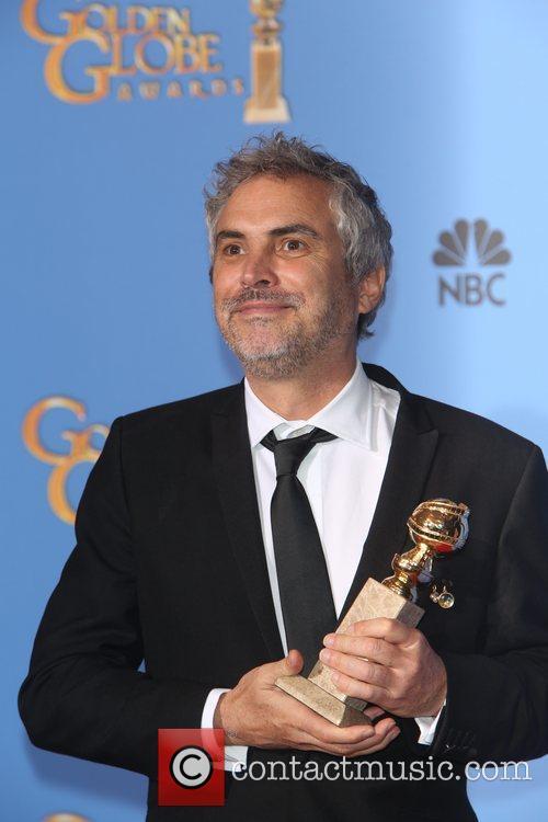 Alfonso Cuaron 2