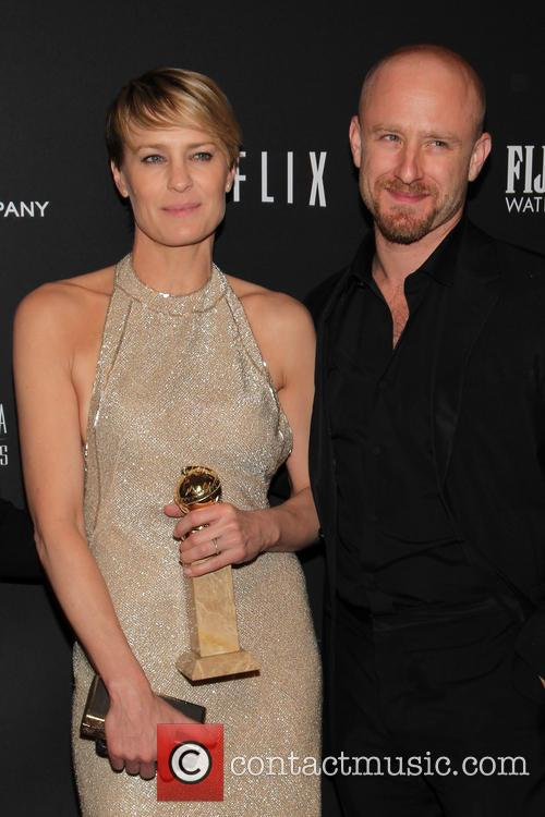 Robin Wright and Ben Foster 4