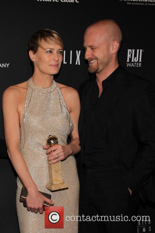 Robin Wright and Ben Foster 5