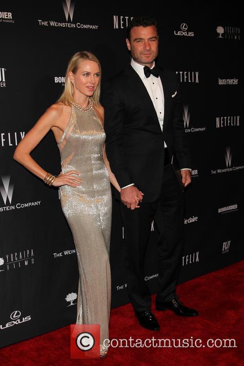 Naomi Watts and Liev Schreiber 7