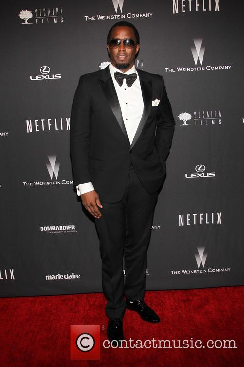 Sean Combs, The Beverly Hilton Hotel, Beverly Hilton Hotel