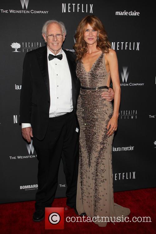 Bruce Dern and Laura Dern 2