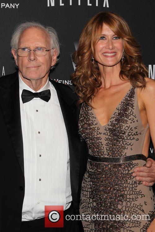 Bruce Dern and Laura Dern 3