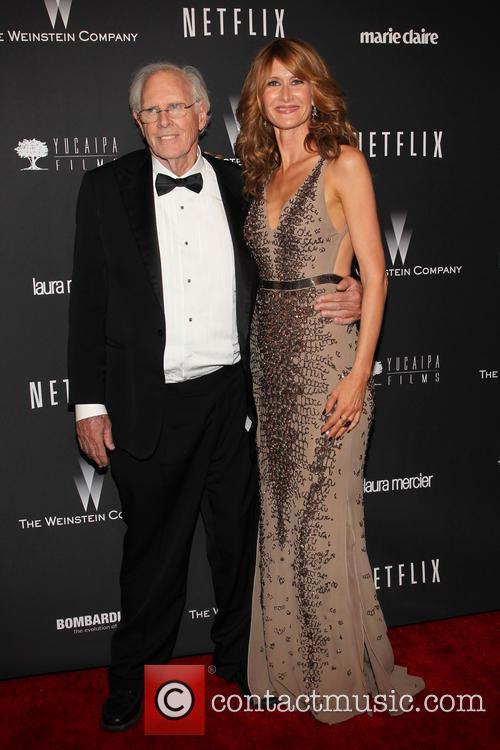 Bruce Dern and Laura Dern 1