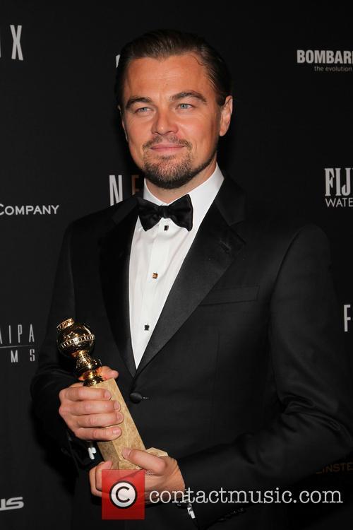 Leonardo DiCaprio, The Beverly Hilton Hotel, Beverly Hilton Hotel