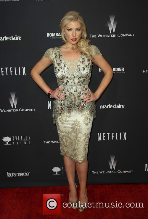 Ari Graynor, Golden Globes, The Beverly Hills Hotel