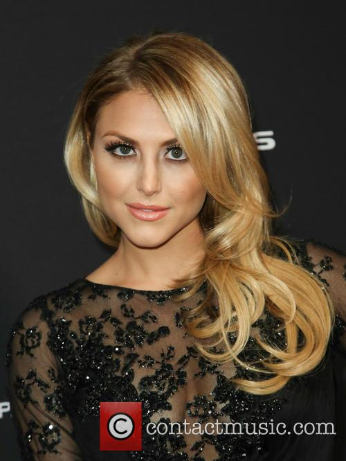 Cassie Scerbo, Golden Globes, The Beverly Hills Hotel