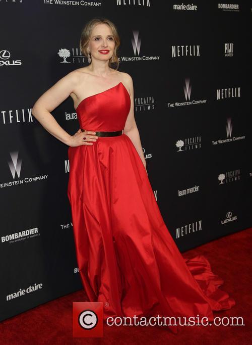 Julie Delpy, Golden Globes, The Beverly Hills Hotel