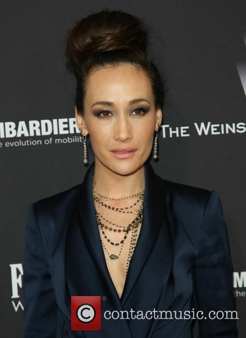 Maggie Q, Golden Globes, The Beverly Hills Hotel