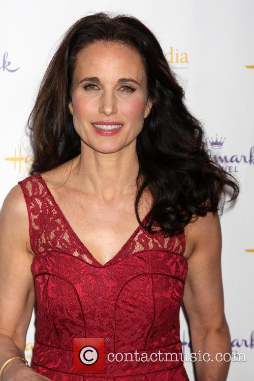 andie macdowell hallmark tca winter 2014 party 4019902