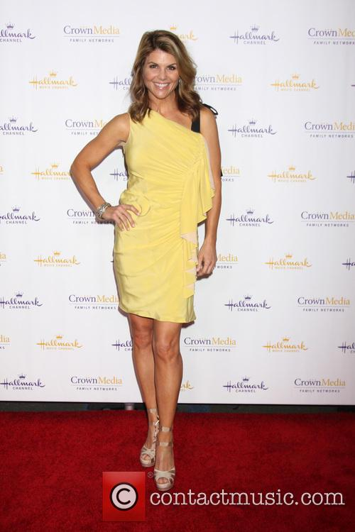 Lori Loughlin, Huntington Library