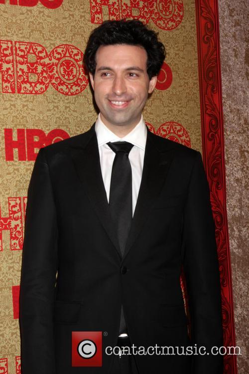 Alex Karpovsky, Beverly Hilton Hotel, Golden Globe Awards