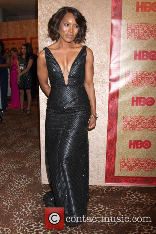 Angela Bassett, Beverly Hilton Hotel, Golden Globe Awards