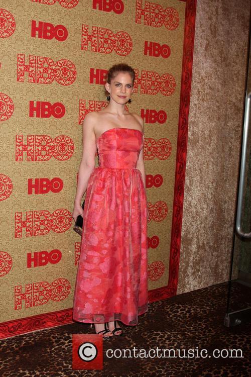 Anna Chlumsky, Beverly Hilton Hotel, Golden Globe Awards