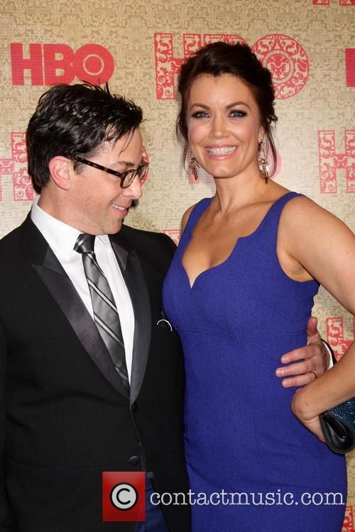 Dan Bucatinsky and Bellamy Young 1