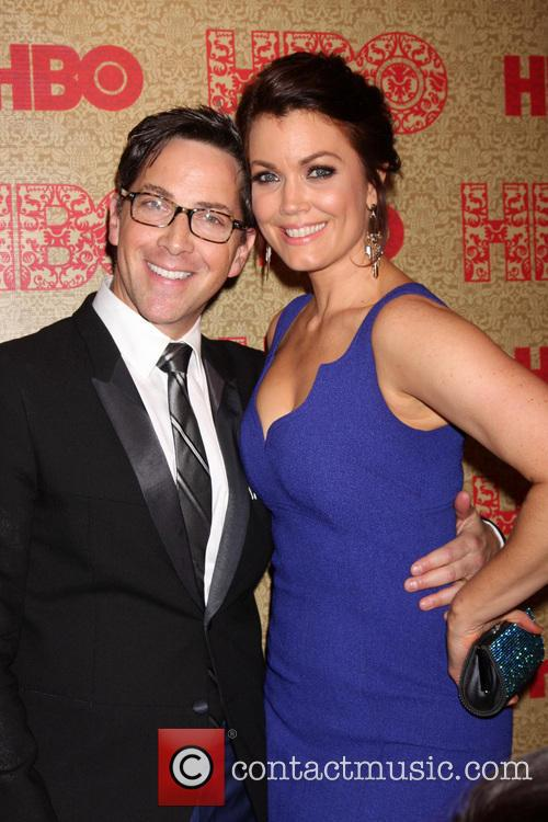 Dan Bucatinsky and Bellamy Young 4